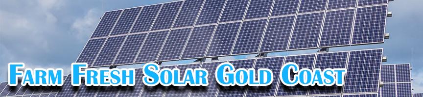 Farm Fresh Solar Gold Coast